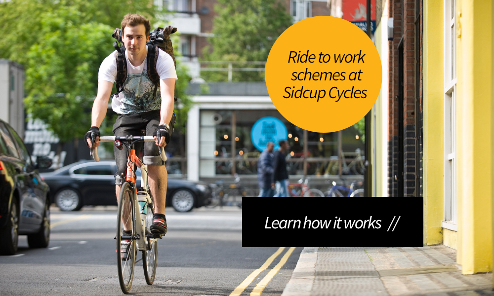 Learn more on cycling to work