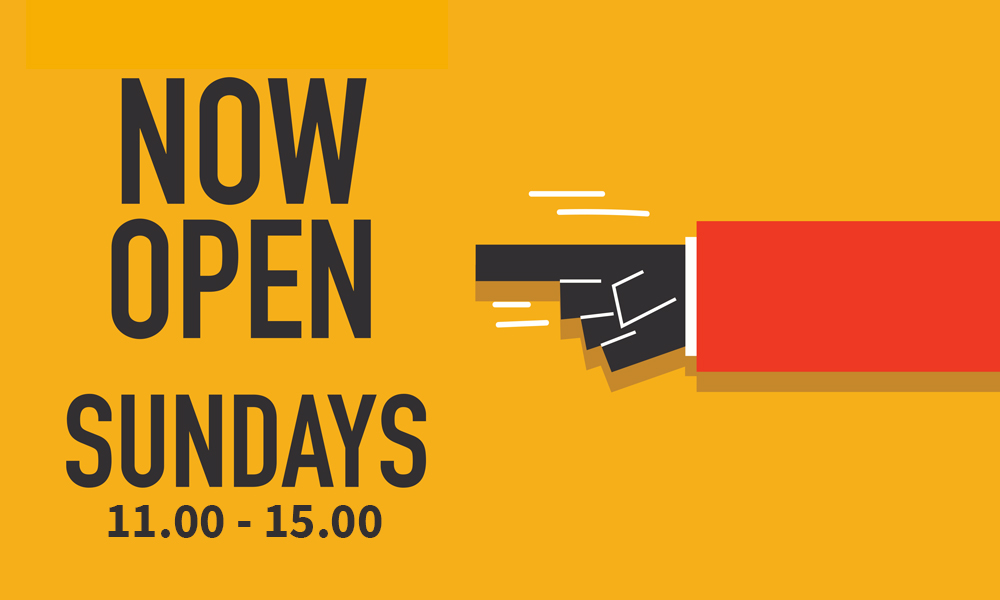 Sidcup Cycles now Open on Sundays